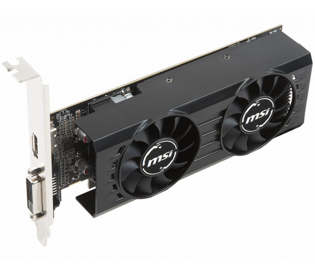MSI Radeon RX 550 4GT Low Profile OC 4GB GDDR5 - 496687 - zdjęcie 3