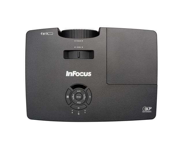 InFocus IN119HDxa DLP - 497170 - zdjęcie 4