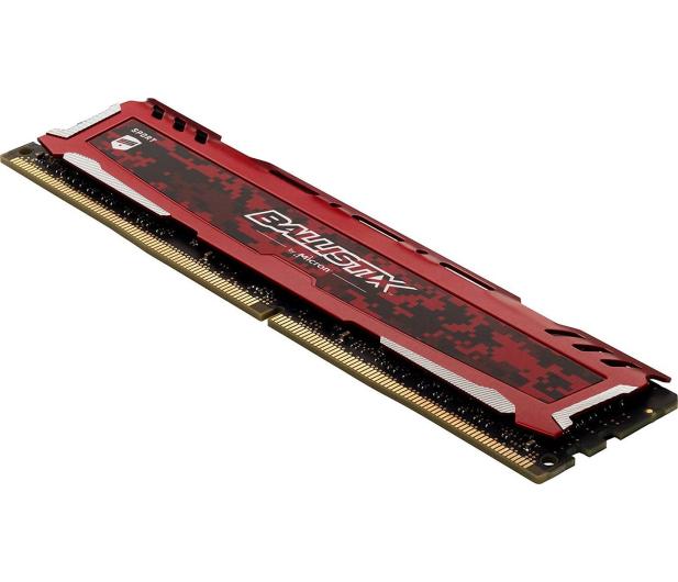 Crucial 16GB 2666MHz Ballistix Sport CL16 RED (2x8GB) SR  - 498574 - zdjęcie 4