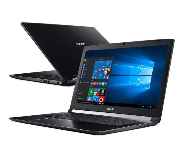 Acer Aspire 7 i5-8300H/16GB/512+1TB/Win10 GTX1050 - 508776 - zdjęcie