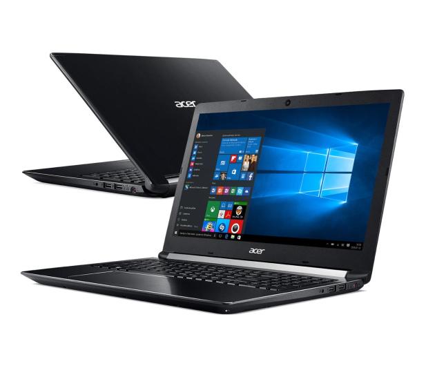 Acer Aspire 7 i5-8300H/8GB/512/Win10 GTX1050Ti IPS - 498063 - zdjęcie