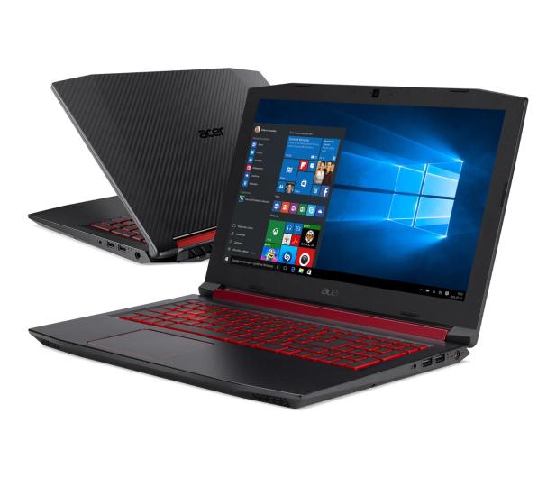 Acer Nitro 5 i7-8750H/16GB/512/Win10 GTX1050Ti IPS - 498070 - zdjęcie