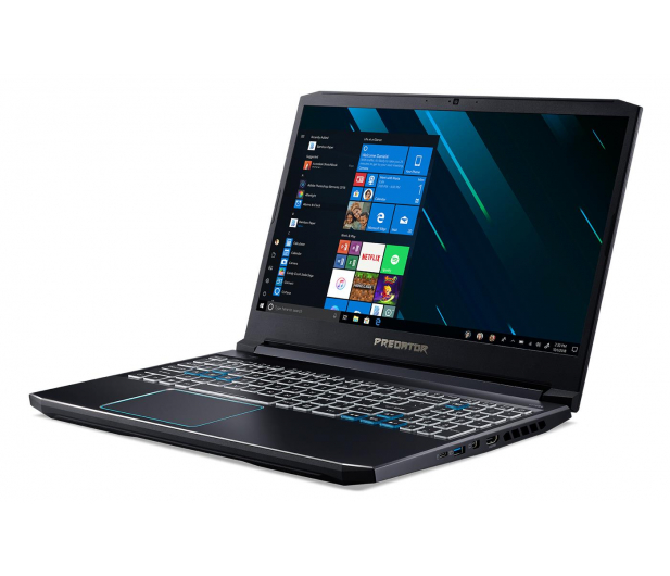 Acer Helios 300 i7-9750H/8GB/512/Win10 GTX1660Ti 144Hz - 498073 - zdjęcie 9