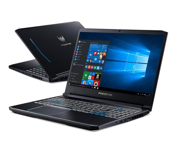 Acer Helios 300 i7-9750H/8GB/512/Win10 RTX2060 144Hz - 498078 - zdjęcie