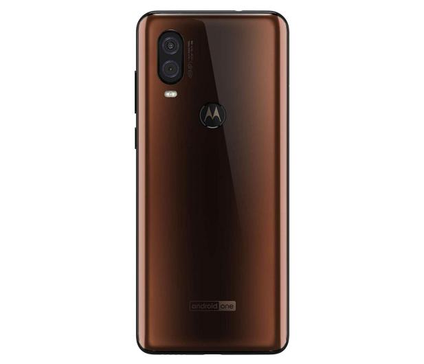Motorola One Vision 4/128GB Dual SIM brązowy + etui - 496795 - zdjęcie 3