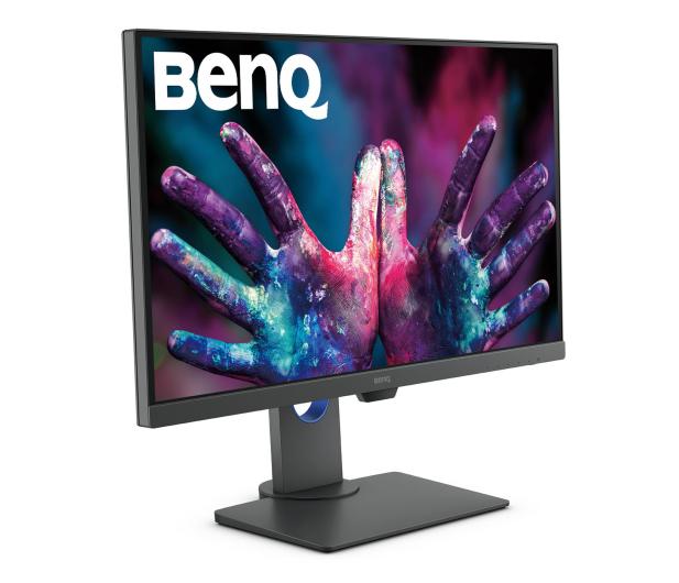 BenQ PD2700U czarny 4K HDR - 450739 - zdjęcie 9