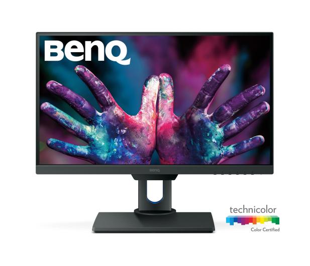 BenQ PD2500Q srebrno-czarny - 381757 - zdjęcie 5