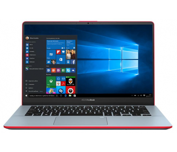 ASUS VivoBook S14 S430FA i3-8145U/8GB/256/Win10 - 493816 - zdjęcie 2
