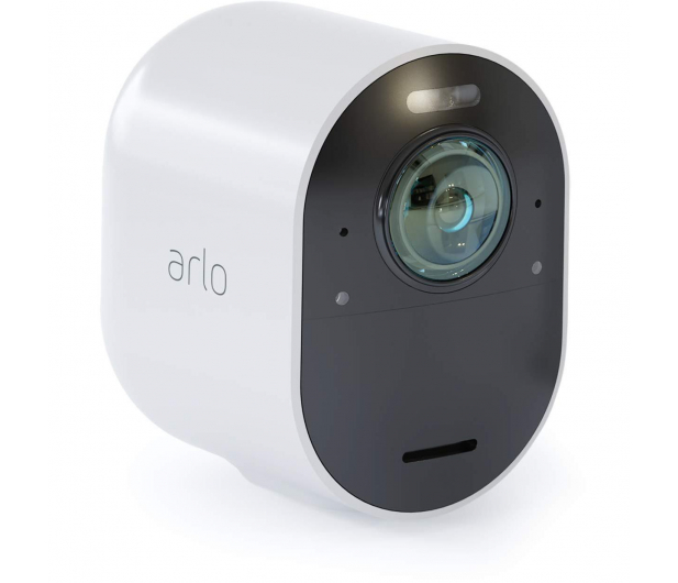 Netgear Arlo Ultra WiFi 4K UHD IR (1szt. + stacja alarm.)  - 493928 - zdjęcie 2