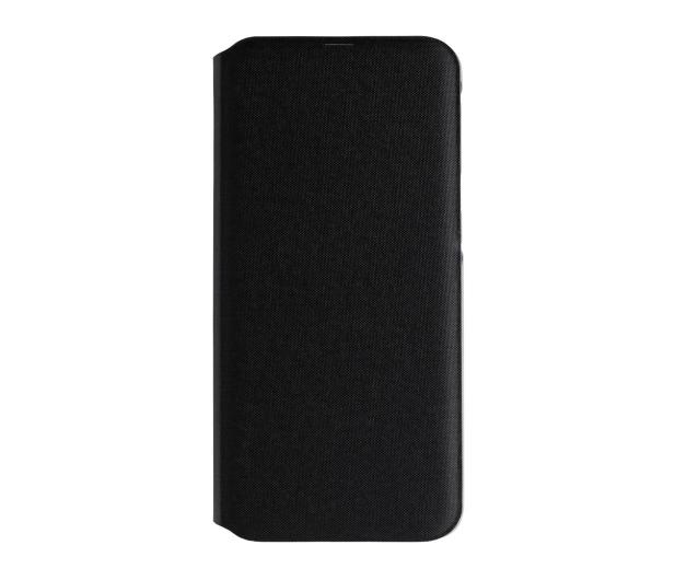 Samsung Wallet Cover do Galaxy A40 czarny - 493076 - zdjęcie