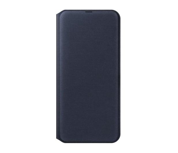 Samsung Wallet Cover do Galaxy A50 czarny - 493081 - zdjęcie