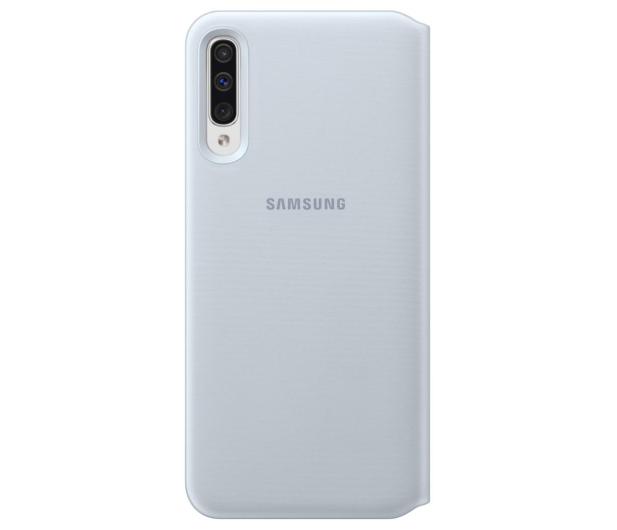 Samsung Wallet Cover do Galaxy A50 biały - 493082 - zdjęcie 2