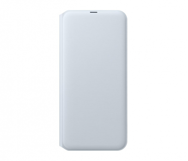 Samsung Wallet Cover do Galaxy A50 biały - 493082 - zdjęcie