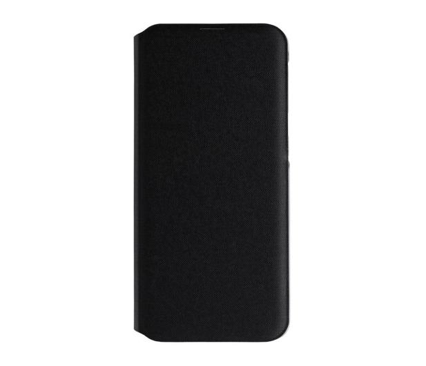 Samsung Wallet Cover do Galaxy A20e czarny - 493091 - zdjęcie