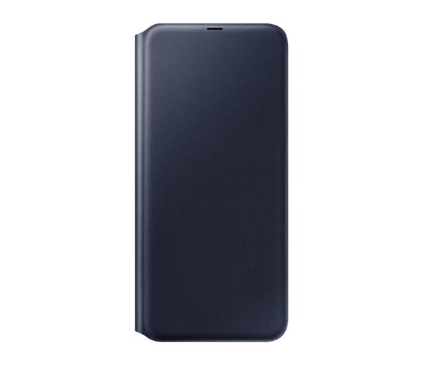 Samsung Wallet Cover do Galaxy A70 czarny - 493086 - zdjęcie