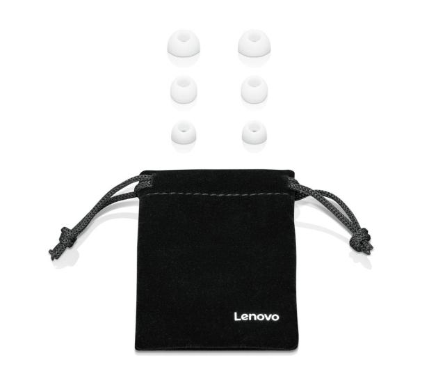 Lenovo 100 In-Ear Headphone (biały)  - 494610 - zdjęcie 3