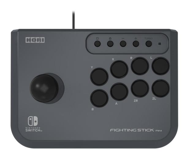 Hori Nintendo Switch Fight Stick MINI - 494279 - zdjęcie
