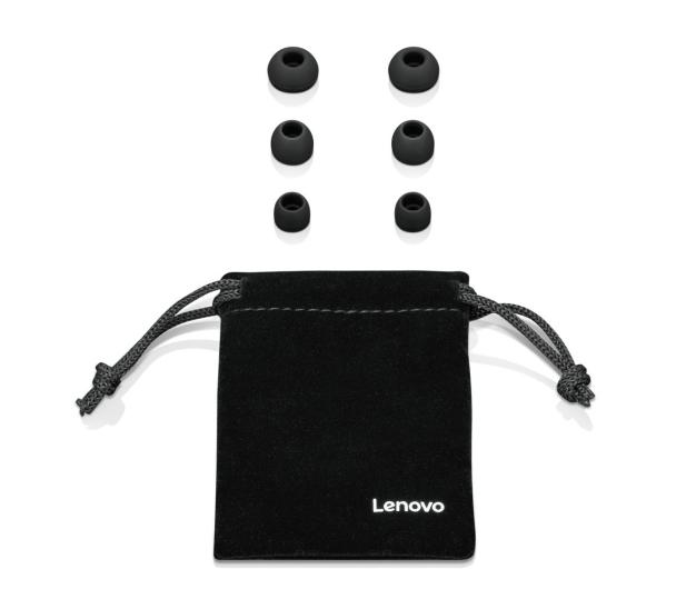 Lenovo 100 In-Ear Headphone (czarny) - 494609 - zdjęcie 3