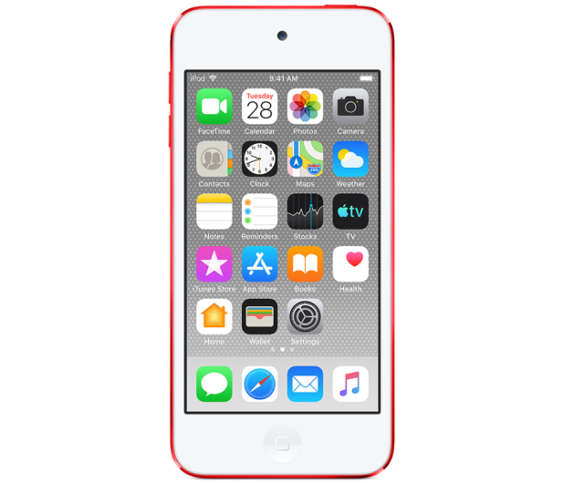Apple iPod touch 256GB PRODUCT(RED) - 499220 - zdjęcie 2