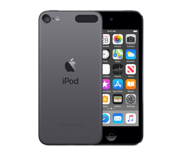 Apple iPod touch 32GB Space Grey - 499162 - zdjęcie