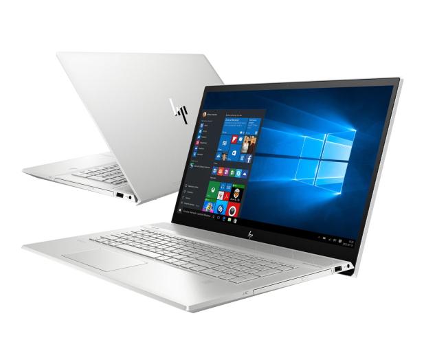 HP Envy 17 i7 8565/16GB/256+1TB/Win10 MX250 - 497580 - zdjęcie