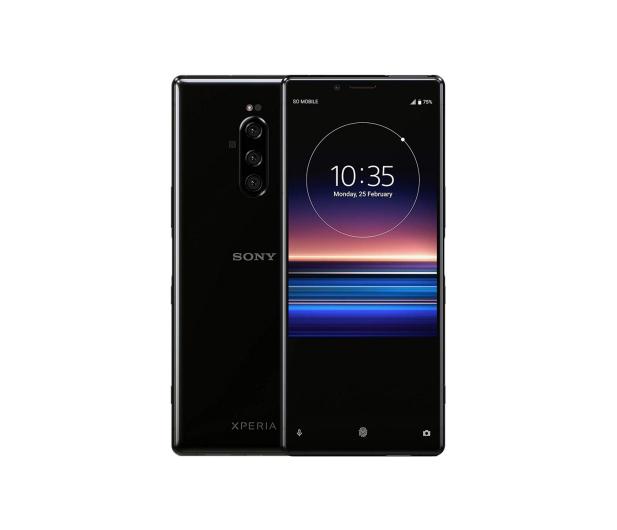 Sony Xperia 1 J9110 6/128GB Dual SIM czarny - 498920 - zdjęcie