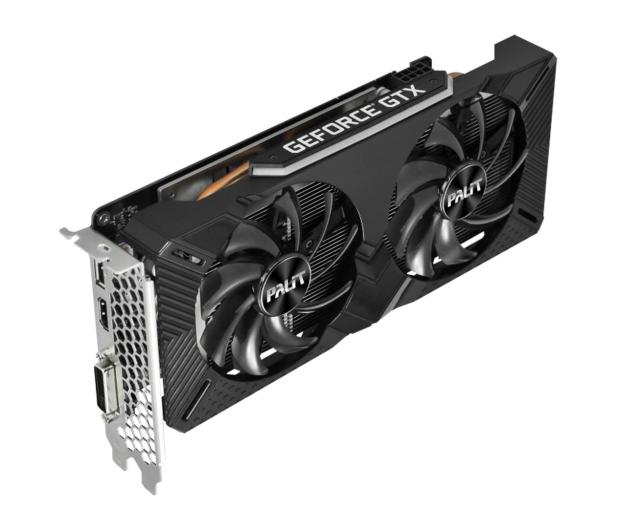Palit GeForce GTX 1660 Dual OC 6GB GDDR5 - 498875 - zdjęcie 8