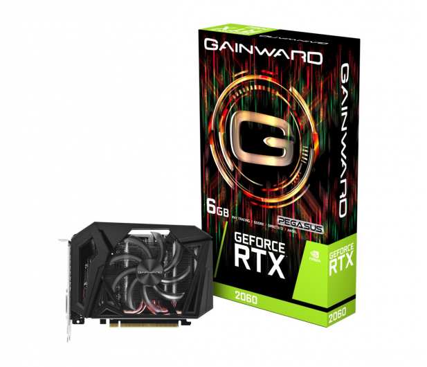 Gainward GeForce RTX 2060 Pegasus 6GB GDDR6 - 498889 - zdjęcie