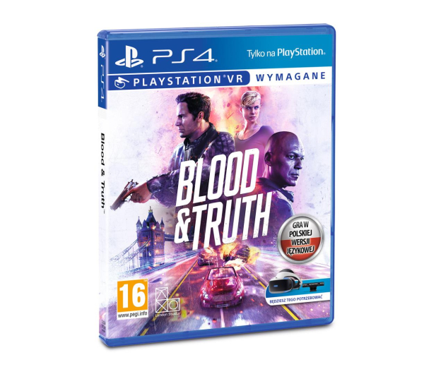 Sony Blood and Truth - 499347 - zdjęcie 2