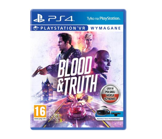Sony Blood and Truth - 499347 - zdjęcie