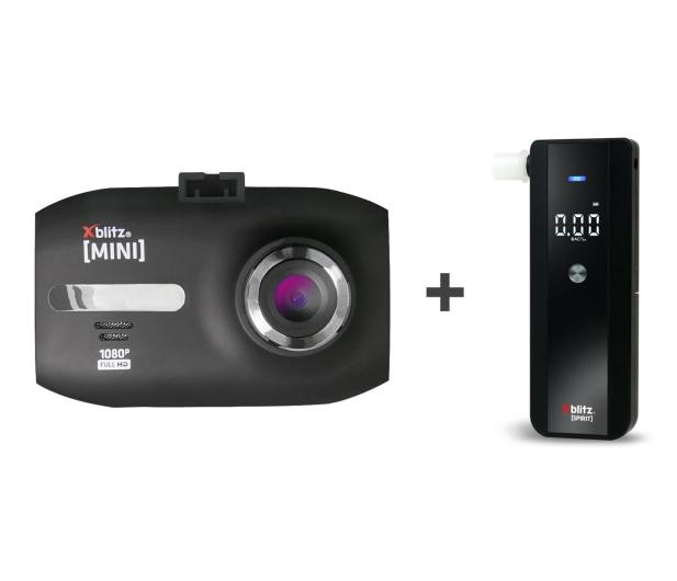 """Xblitz Mini Full HD/1,5""""/120 + Alkomat Spirit - 493714 - zdjęcie"""