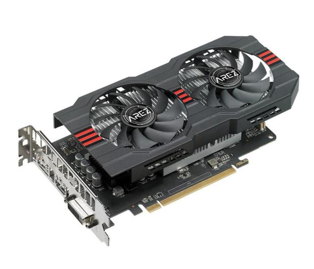 ASUS Radeon RX 560 AREZ EVO OC 2GB GDDR5 - 494830 - zdjęcie 2
