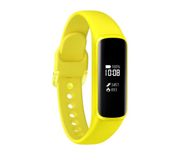 Samsung Galaxy Fit e Żółty - 494532 - zdjęcie