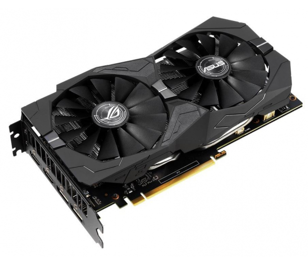 ASUS GeForce GTX 1650 Strix Advance 4GB GDDR5 - 494883 - zdjęcie 2