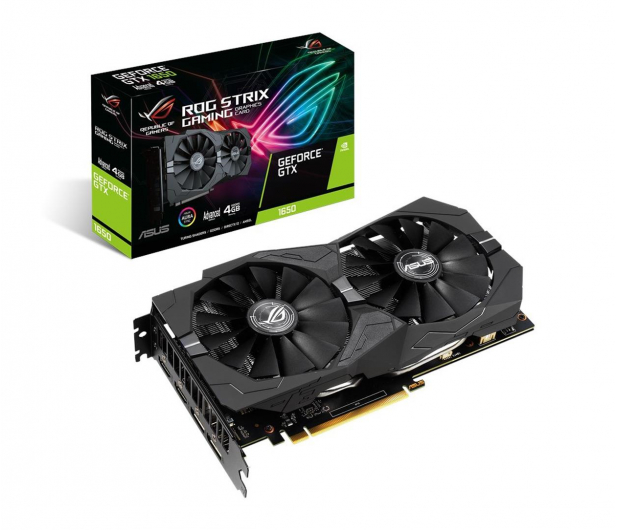 ASUS GeForce GTX 1650 Strix Advance 4GB GDDR5 - 494883 - zdjęcie