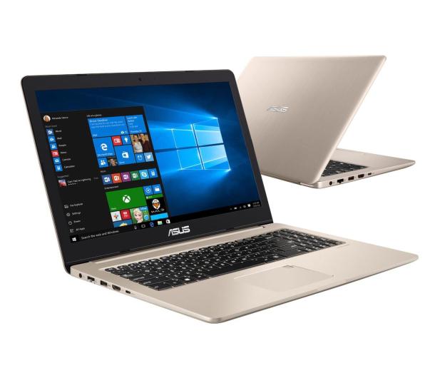 ASUS VivoBook Pro 15 N580GD i5-8300H/8GB/256+1TB/Win10 - 494010 - zdjęcie