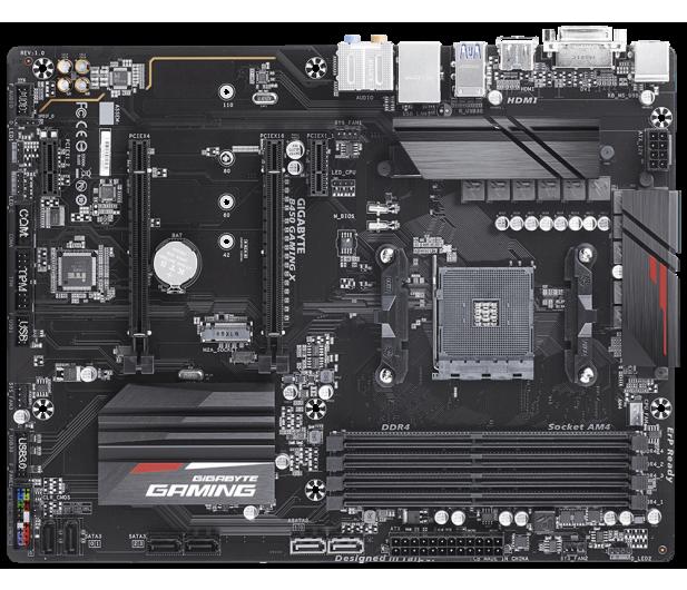 Gigabyte B450 Gaming X - 494960 - zdjęcie 4