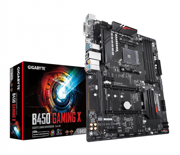 Gigabyte B450 Gaming X - 494960 - zdjęcie