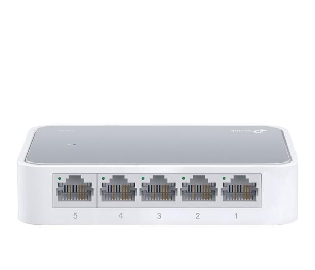 TP-Link 5p TL-SF1005D (5x10/100Mbit) - 26801 - zdjęcie