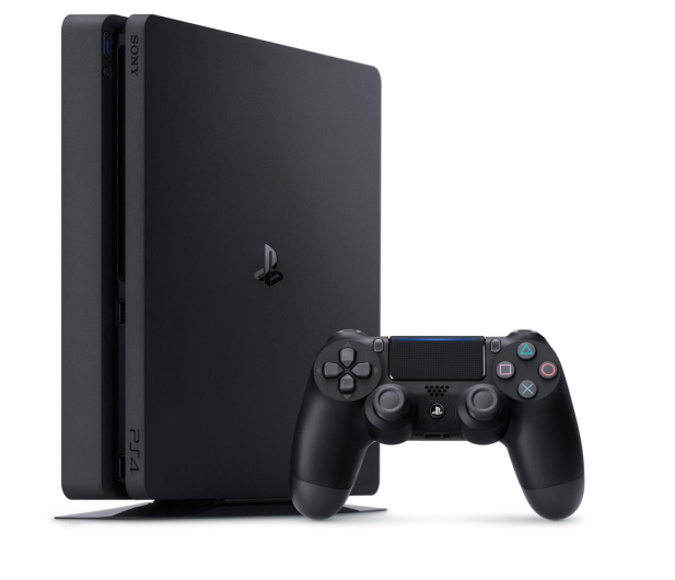 Sony Playstation 4 Slim 1TB + FIFA 19 + Pad + Days Gone - 495069 - zdjęcie 2