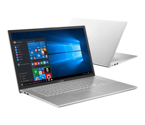 ASUS VivoBook 17 X712FA i3-8145U/4GB/256/Win10 - 498201 - zdjęcie