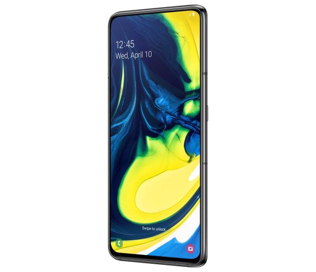Samsung Galaxy A80 SM-A805F 8/128GB Black - 498901 - zdjęcie 2