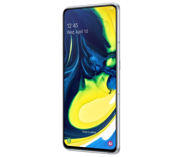 Samsung Galaxy A80 SM-A805F 8/128GB Silver - 498900 - zdjęcie 2