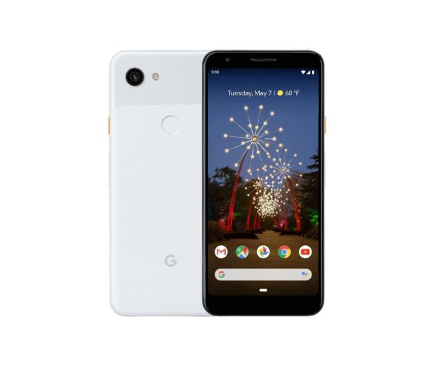 Google Pixel 3a 64GB White - 500321 - zdjęcie