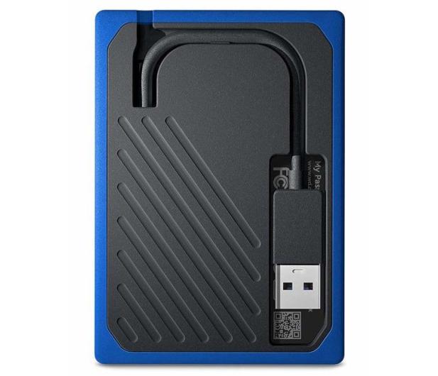WD My Passport GO SSD 500 GB USB 3.0 - 501171 - zdjęcie 5