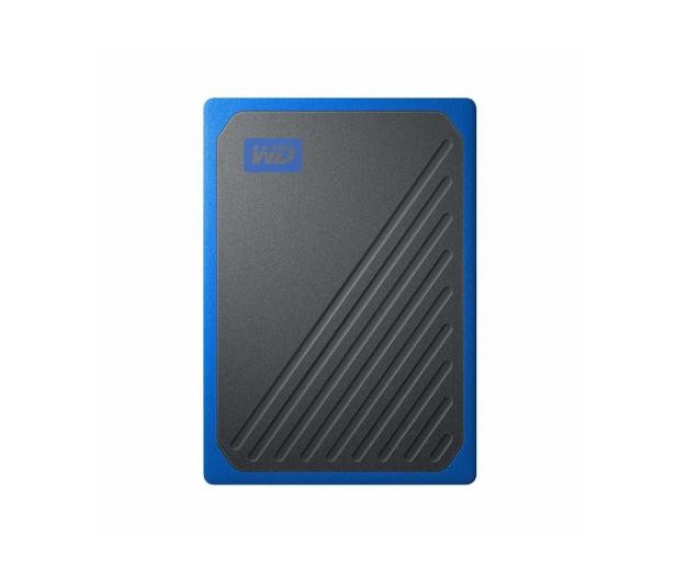 WD My Passport GO SSD 500 GB USB 3.0 - 501171 - zdjęcie