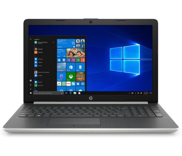 HP 15 N4000/4GB/120/Win10 Silver  - 502070 - zdjęcie 3