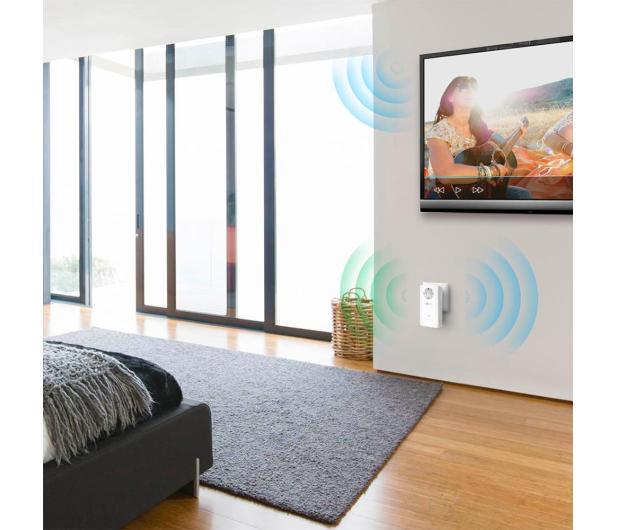 TP-Link TL-WPA8630P KIT PowerLine LAN+WiFi 1350Mb/s (2szt) - 345510 - zdjęcie 3