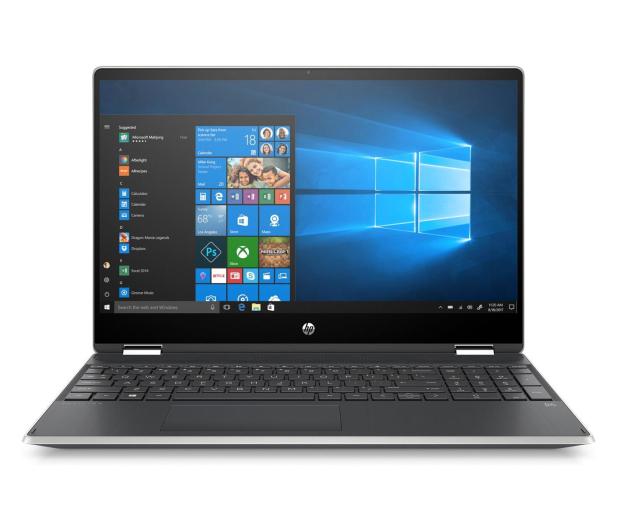 HP Pavilion 15 x360 i3-8145/16GB/256/Win10 Silver  - 504437 - zdjęcie 3