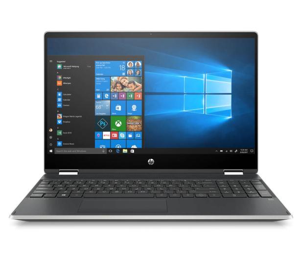 HP Pavilion 15 x360 i5-8265/8GB/1TB/Win10 Silver - 501290 - zdjęcie 3